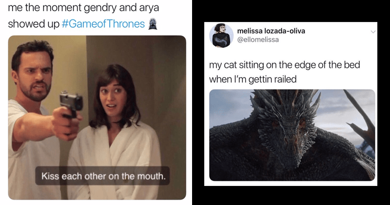 Funny tweets about game of thrones.