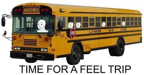 feels,field trip,school bus,funny