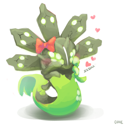zygarde Fan Art kawaii - 8160633600