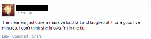 farts,true story,apartment