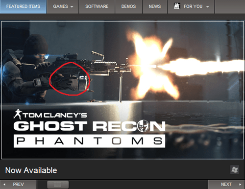 steam ghost recon Tom Clancy shooting - 8160886272