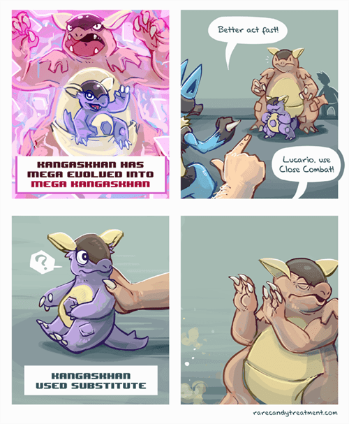 Pokemon meme about how they grow up so fast, which is something people usually say about their kids.
