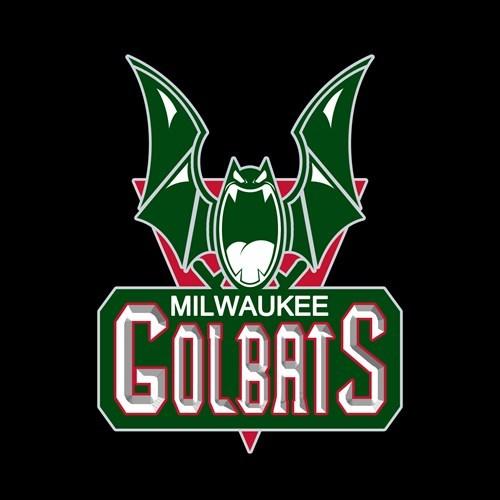 Logo - MILWAUKEE GOLBATS