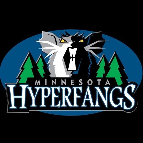 Logo - MIN NE S OTA HYPERFANGS