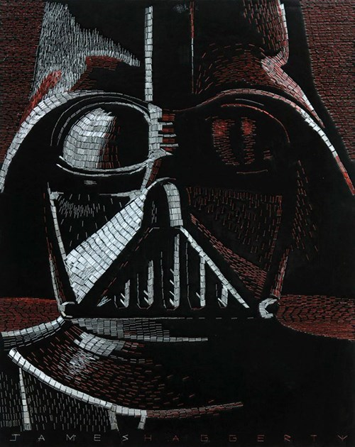 art star wars design nerdgasm darth vader - 8161002752