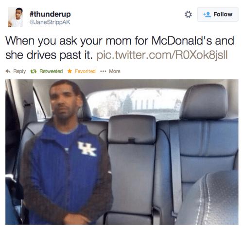 twitter,Drake,mrw