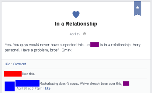 relationship fap burn