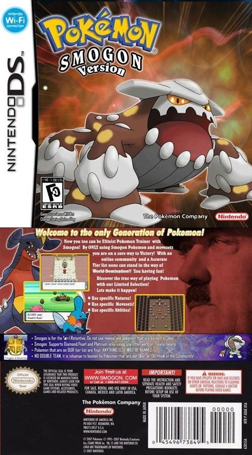 smogon Pokémon parody - 8161764864