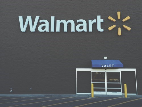 valet Walmart - 8161806336
