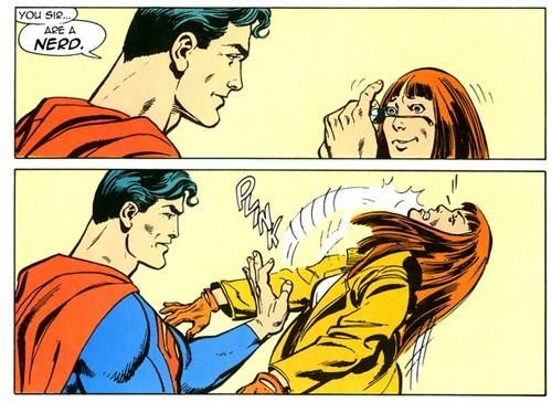 bully nerds superman - 8161867520