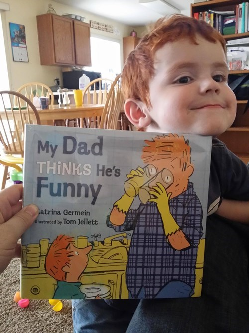 kids,dad jokes,childrens book,parenting,books