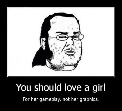 nerds girls graphics video games dating advice - 8161953536