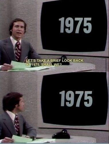 SNL,Chevy Chase,1975,saturday night live