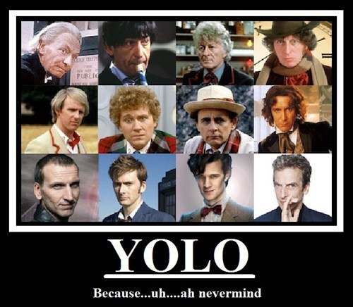 doctor who,funny,yolo