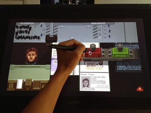 like a pro,papers please,cintiq