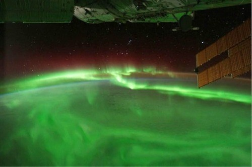 aurora borealis science space aweome - 8162250752