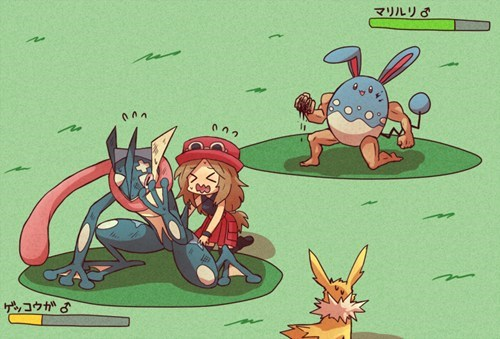 Fan Art funny Pokémon Sad - 8162352640