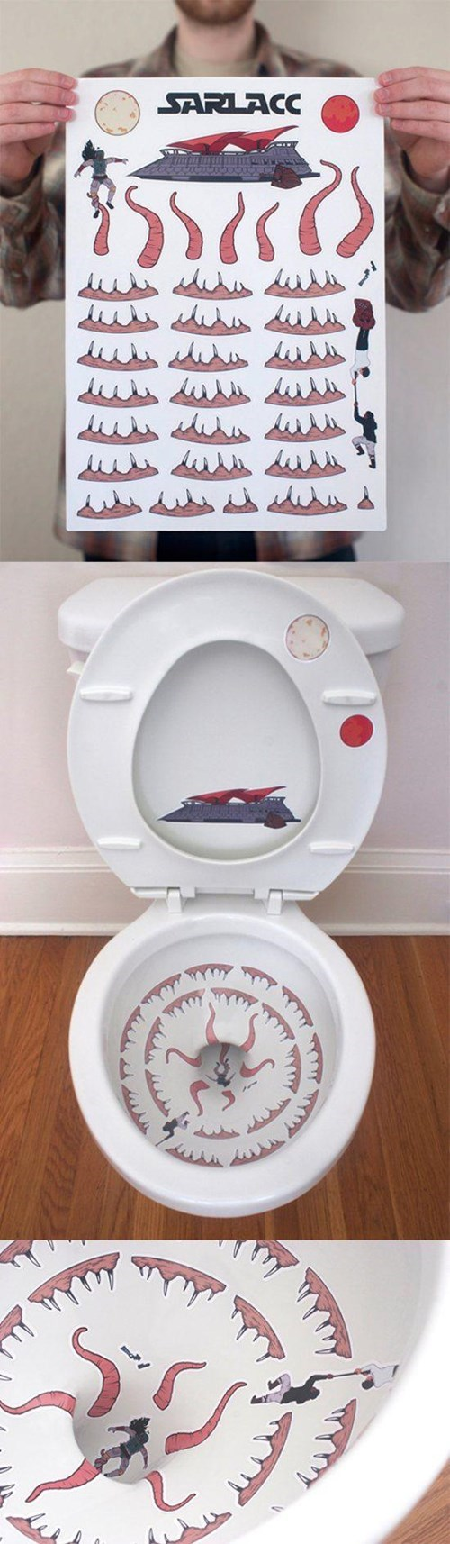 star wars starlacc toilets - 8162619136