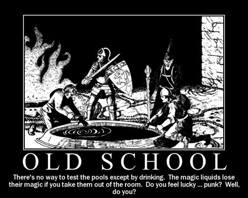 dark souls,dungeons and dragons,old school