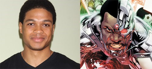 Batman v Superman cyborg casting news - 8163035904