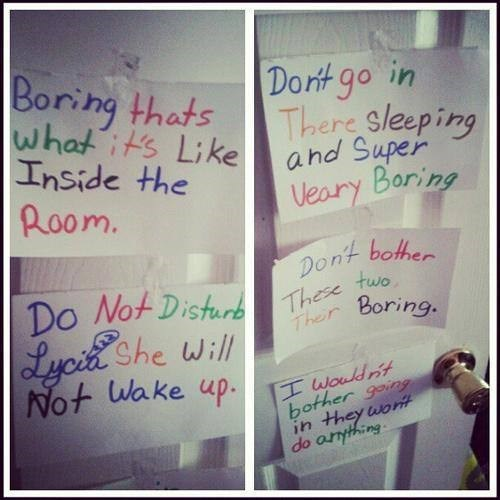 kids note parenting