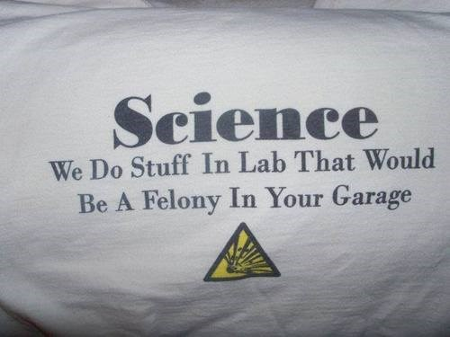 illegal funny T.Shirt science g rated School of FAIL