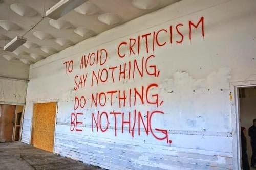 criticism monday thru friday work - 8163455744