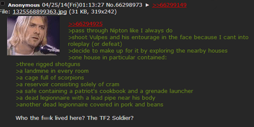 4chan,fallout new vegas,new vegas,video games