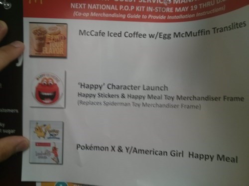 happy meal IRL mdonalds Pokémon toys - 8163557632