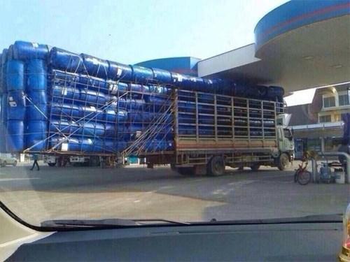 barrel monday thru friday efficient work