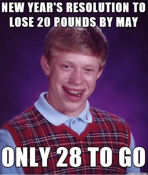 bad luck brian,exercise,weight loss