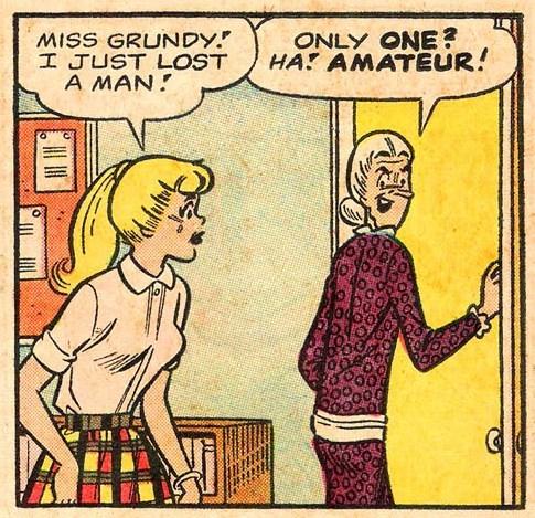 amateur Archie Comics funny professional - 8163689984