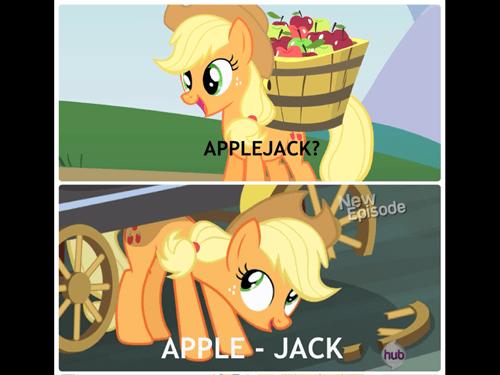 applejack puns - 8164123136