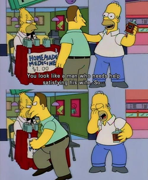 homer simpson FAIL sales the simpsons