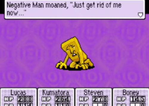 mother 3 negative man depression - 8165136128