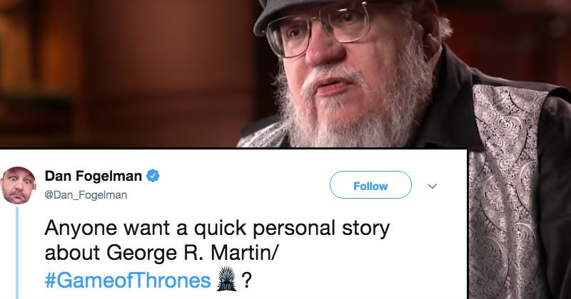 twitter heartwarming heartfelt Game of Thrones social media television - 8165637