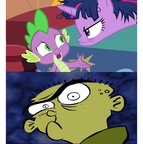 spike ed edd n eddy twilight sparkle - 8166060288