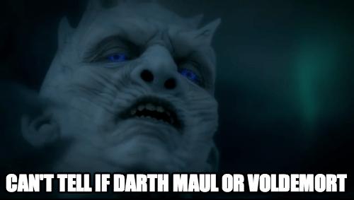 Game of Thrones,season 4,white walkers
