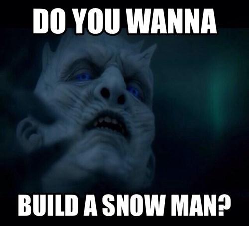 Game of Thrones season 4 white walkers - 8166251520