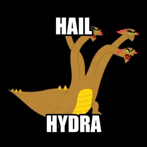 MLP hail hydra actual hydra - 8166269184