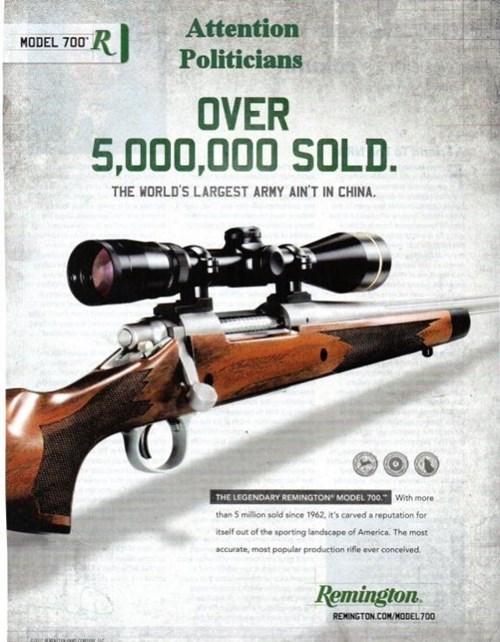 guns China remington - 8166390016