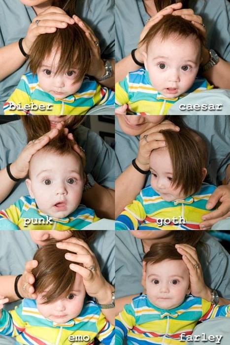 baby hairstyle hair parenting poorly dressed - 8166723072