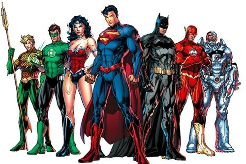 justice league movies Zack Snyder