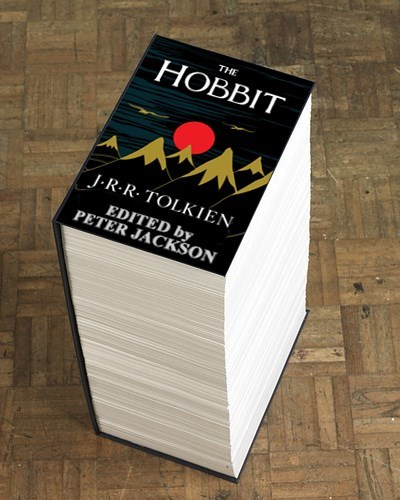 peter jackson tolkien movies The Hobbit books - 8166771456