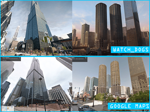 chicago graphics Ubisoft Watch_dogs Video Game Coverage - 8166777856
