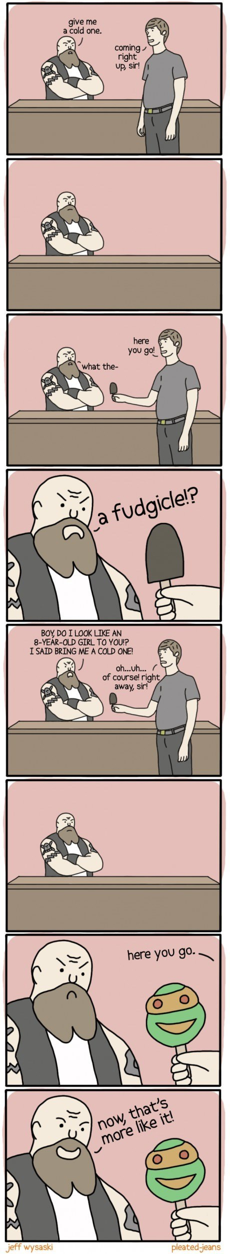 ice cream,web comics