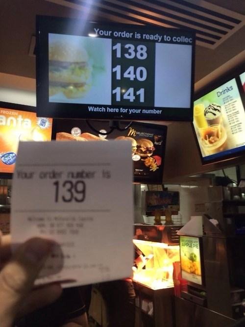 fast food McDonald's - 8166812928