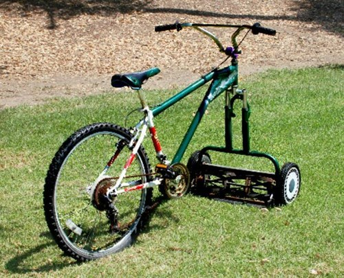 bicycles lawn mowers - 8167075840