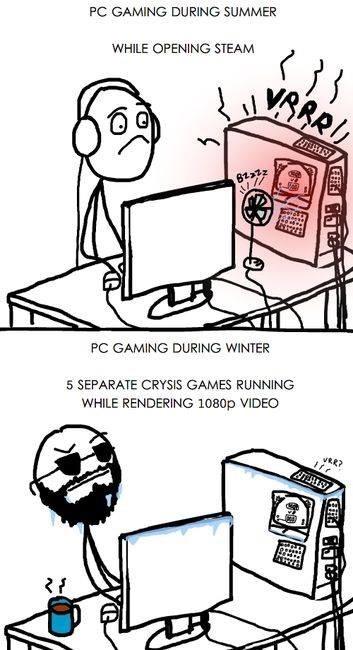 gaming gamers PC seasons - 8167150336