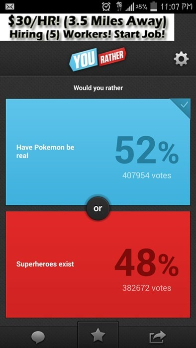 superheroes Pokémon would you rather - 8167174656